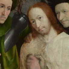 «La Coronación de espinas», del Bosco.